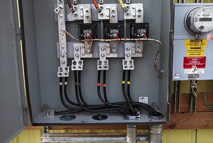 Services - Large PV with Current Transformer Metering